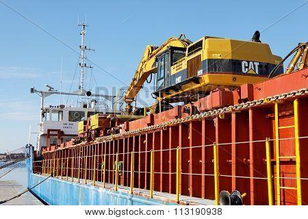 General Cargo Ship Arkturus