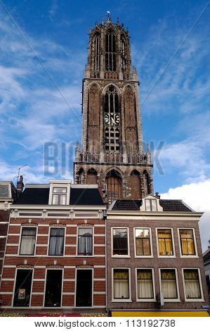 Domtoren, Utrecht, Netherlands,