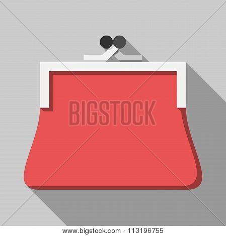 Red Purse, Long Shadow