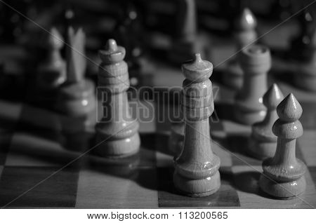 Game of Chess theme