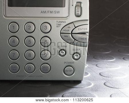 Radio Keypad