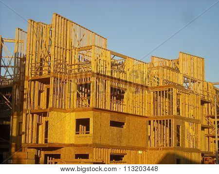 apartment frame