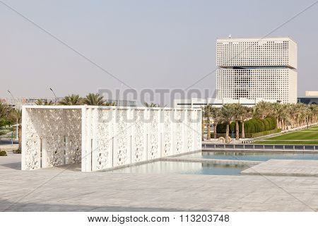Qatar Education City Graduation Arena