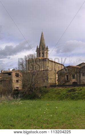 Sant Marti Vell, Girona