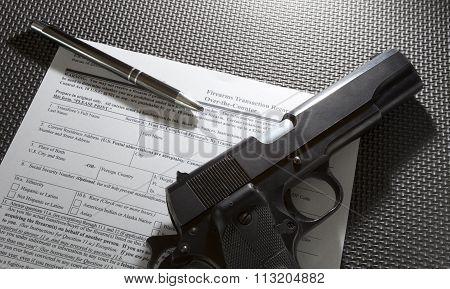 Firearm Transfer