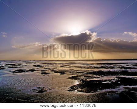 Light Rays Romo Beach