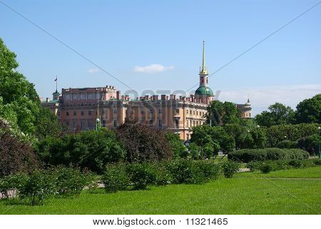 Mihaylovskiy Castle