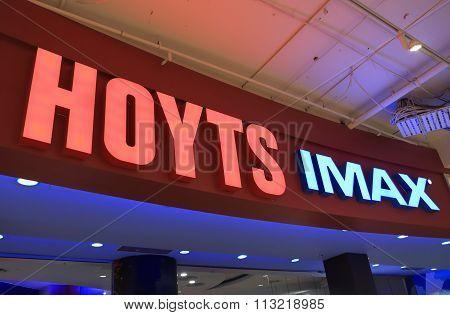 Hoyts Imax movie cinema