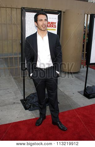 Chris Messina at the Los Angeles premiere of