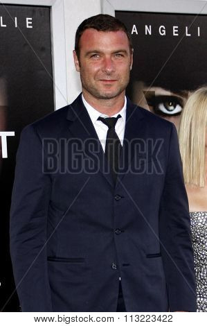 HOLLYWOOD, CALIFORNIA - July 19, 2010. Liev Schreiber at the Los Angeles premiere of