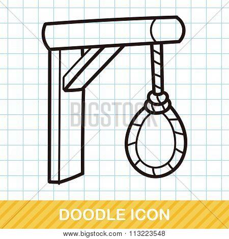 Hangman Doodle