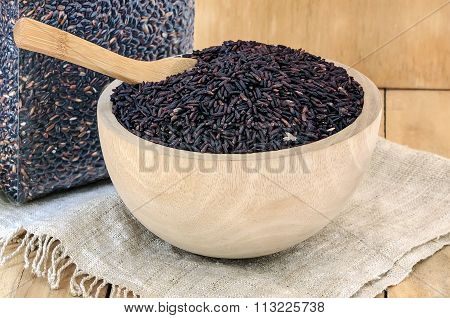 Purple Riceberry Rice