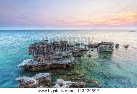 Sunset Phu Quoc Island