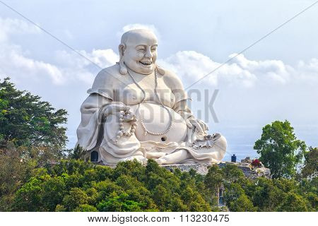 Architectural Specification biggest Maitreya Buddha Vietnam