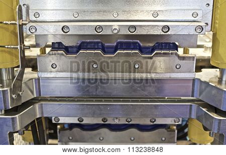 Working Part Presses For Metal Forming