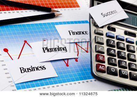 Balanço de negócios