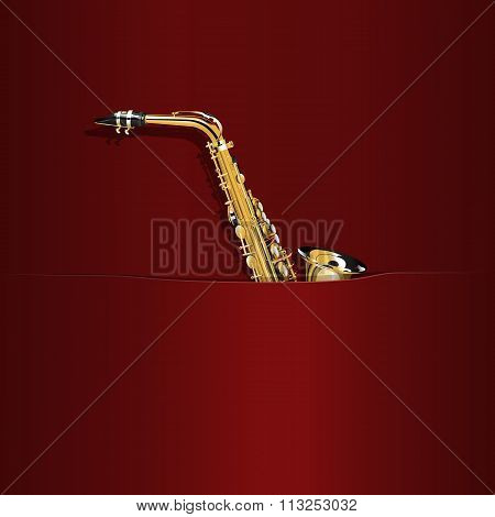 Saxophone In The Pocket