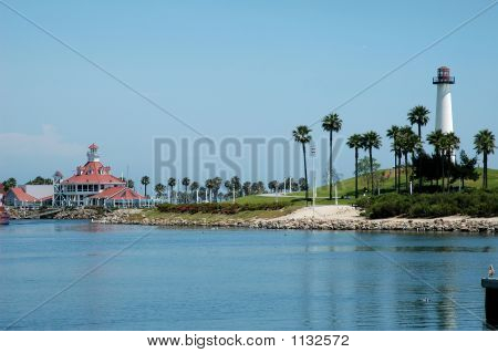 Long Beach Harbor - Lighthouse