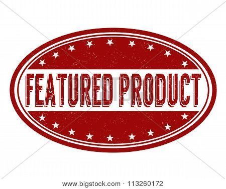 Featured Product Stamp