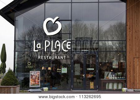 La Place Restaurant In Zoeterwoude