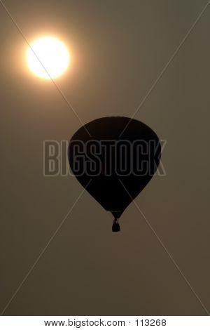 Hot Air Flight