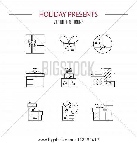Present Icons