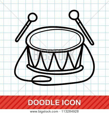 Toy Drum Doodle
