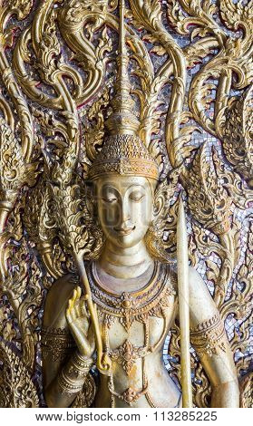 Golden Angle Sculpture