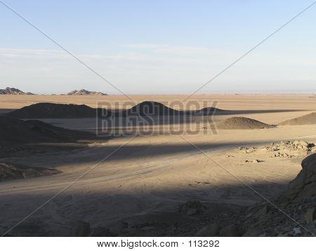 Arabian Sand Dunes 3