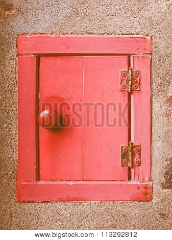 Mail Box Vintage