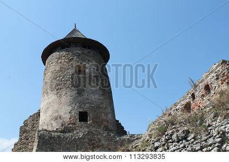 A castle tower