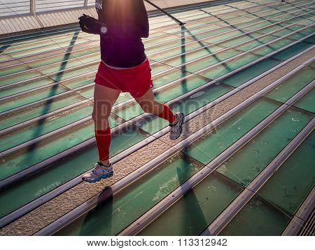 Solo runner