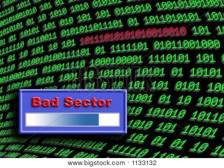 schlechter Sektor
