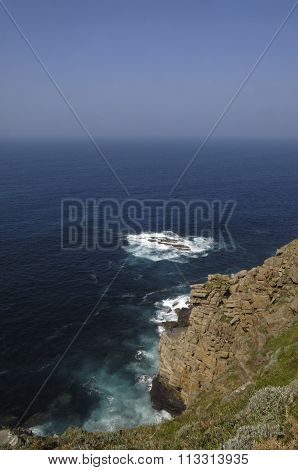 Cape Matxitxaco, Machichaco, Pais Vasco,