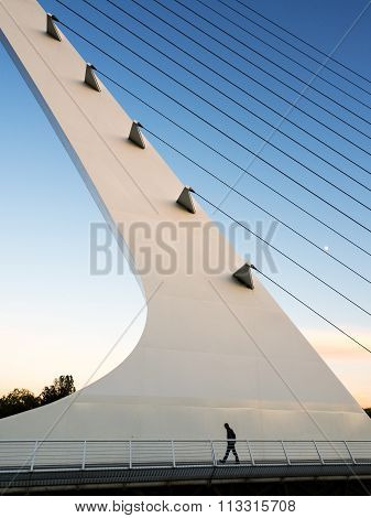 Sundial Bridge, Northern California