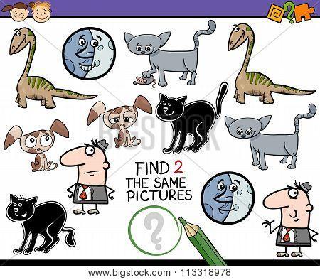 Preschool Task For Kids