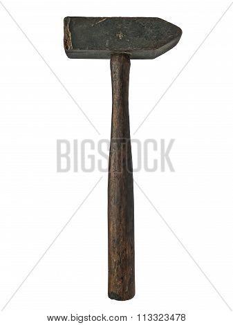 Vintage Wooden Hammer
