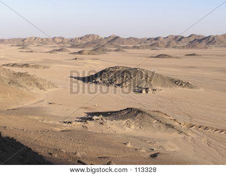 Arabian Sand Dunes5,