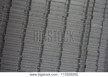 Abstract Nylon Slat