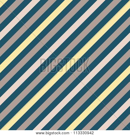 Seamless geometric pattern. Stripy texture for neck tie. Background of diagonal strips. Contrast and