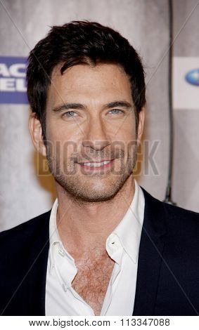 Dylan McDermott at the Scream Awards 2011 held at the Universal Studios Backlot in Universal City, USA on October 15, 2011.