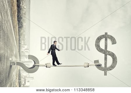 Question of financial risks