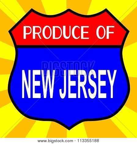 Produce Of New Jersey