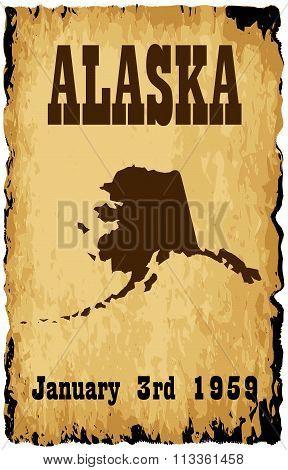 Alaska Admission To The Union