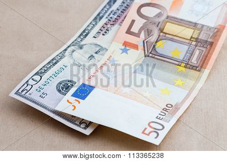 Background Of American And European Bills