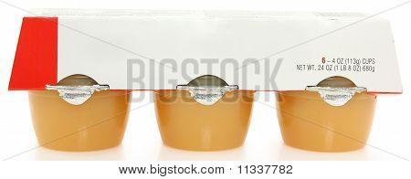 Applesauce Cups