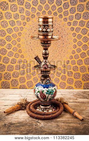 Traditional hookah - waterpipe
