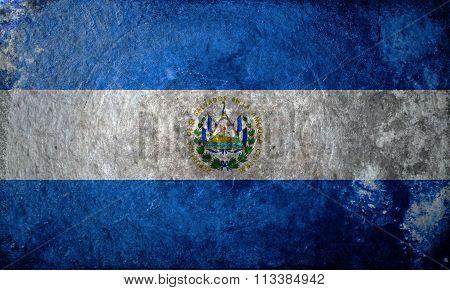 El Salvador Grunge