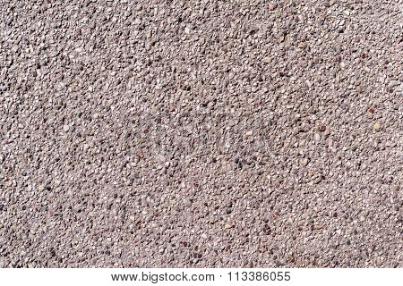 Abstract Stone Granular Texture Of Brown Color