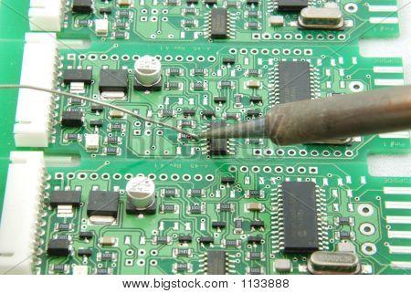 Reparación de PCB